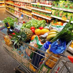 Магазины продуктов Оловянной