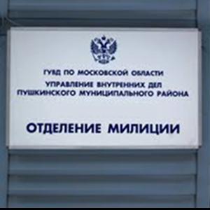 Отделения полиции Оловянной