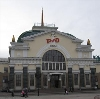 Железнодорожные вокзалы в Оловянной