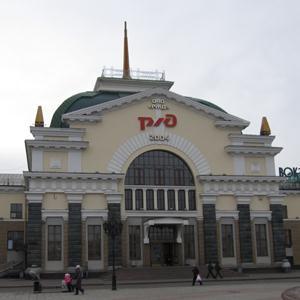 Железнодорожные вокзалы Оловянной